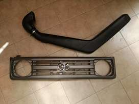 Se vende perciana y snorkel pada Toyota 4.5