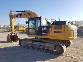 CAT  330D2L (2017)(743h) Excavadora oruga
