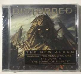 Disturbed Immortalized Cd Nuevo