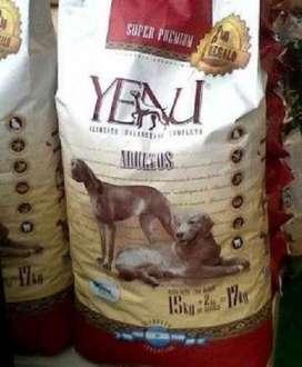 Alimento para Perros Yenú