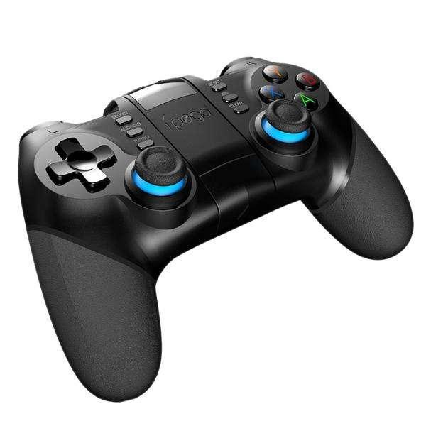 Control Ipega Pg-9156 Gamepad 3 En 1 + Rec Usb Inalámbrico