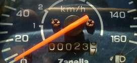 Vendo zanella zb 110 2018, con 23 kilometros.