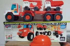 Camion Grande Bravo de 73cm