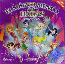 El Magico Mundo de las HADAS