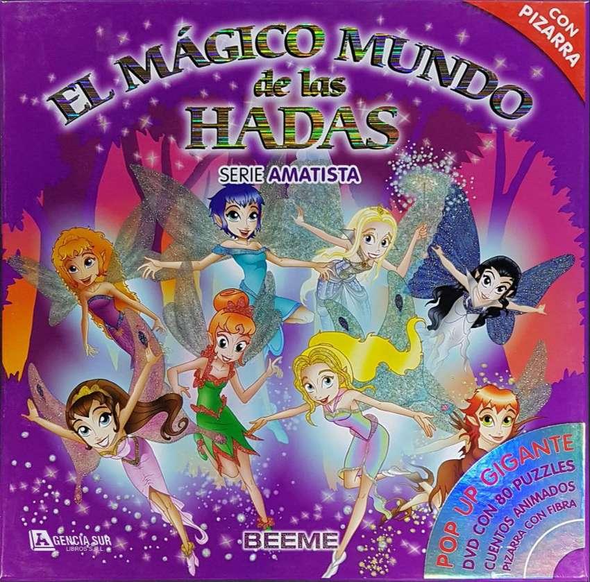 El Magico Mundo de las HADAS 0