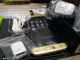 Galaxy S7 Edge Autentico Samsung Imei Original todo funciona perfecto luce impecable solo en venta
