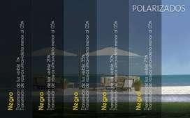 Polarizados de Protecion Solar Y Decorat