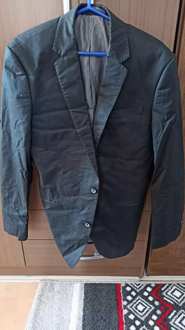 Givenchy saco negro talla M 0