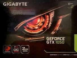Placa De Video Gigabyte Geforce Gtx 1050 Oc 2gb