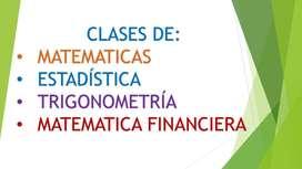TAREAS DIRIGIDAS.- CLASES MATEMATICAS.- SECUNDARIA