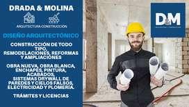DISEÑO, CONSTRUCCIÓN, REMODELACIONES, LICENCIAS EN CALI