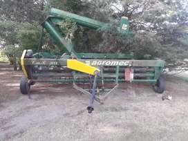 Vendo extractora de granos