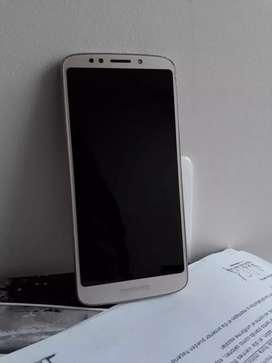Vendo celular Motorola G6 play