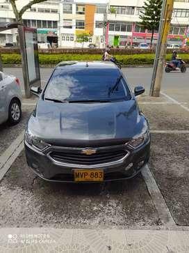 Vendo exelente carro Chevrolet onix 2018 con 39 mil klm