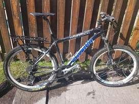 Bicicleta Raleigh Mojave 5.0 Rodado 26