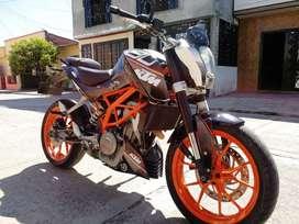 Duke 390 Ganga