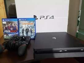 Vendo PS4 500gb como nuevo