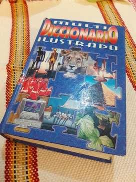 Diccionario ilustrado español
