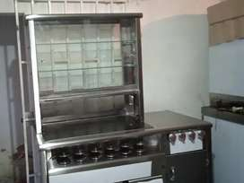 Hornos asadores de arepas boyacense y snacks de queso