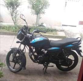Venta de motocicleta unidueño perfecto Estado