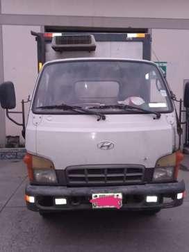 Vendo Camion Hyundai en muy buen estado.. Con llantas nuevas