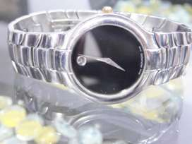 Vendo Cambio Permuto Reloj Movado Museum Original