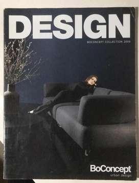 Bo Concept Catalogo 2009