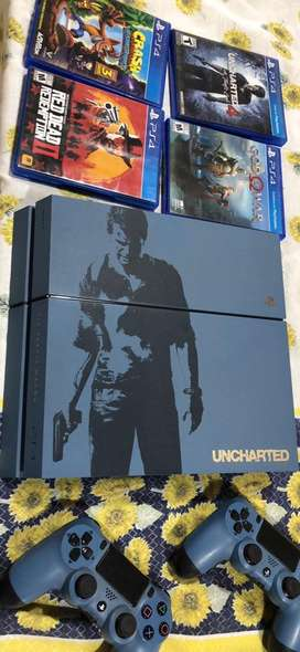 PS4 uncharted edition
