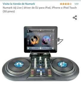 Accesorio para iPad iPhone mesclador Dj