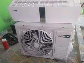 Aire 12000 btu a 110 voltios