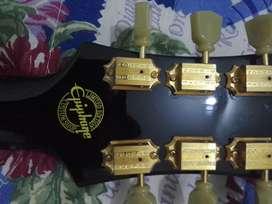Custom shop Epiphone edición limitada