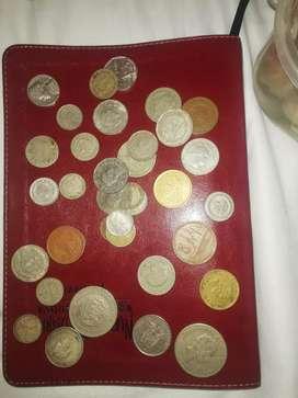 Monedas antiguas a la venta
