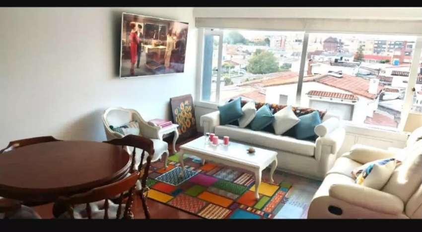 Arriendo apartamento duplex Alhambra
