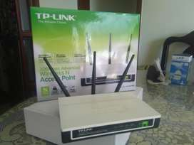 Router Repetidor 300mbps Marca Link