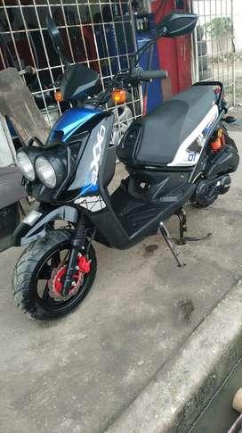 Vendo moto Axxo 150 en buen estado 10/10