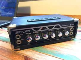 Zoom S2t Interface Valvular Usb 2x2 Placa Sonido Audio Unica