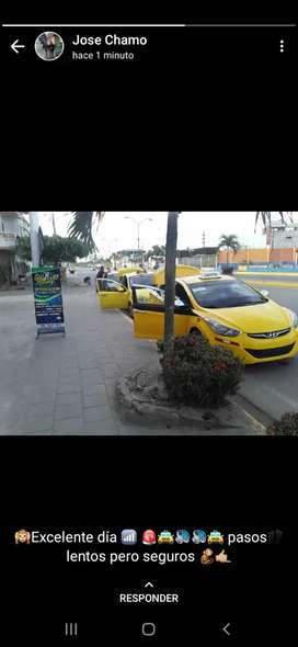 De venta taxi ejecutivo con aciones o solo vehiculo