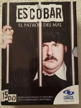 Colección original de PABLO ESCOBAR