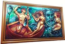 Cuadro Mural La ODISEA
