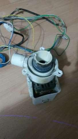 Bomba de lavadora electrolux