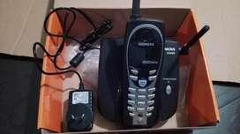 telefono inalambrico gigaset negro a5000 usado a reparar