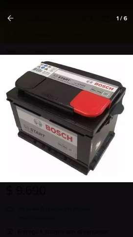 Batería 12x65 Bosch