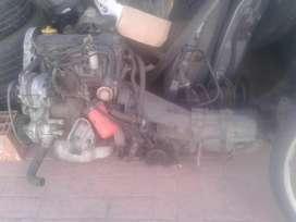 Motor Vw / Caja 5ta