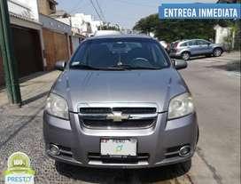 CHEVROLET AVEO 2012 FULL EQUIPO - ¡ENTREGA INMEDIATA! PLAN TAXI // ALQUILER VENTA