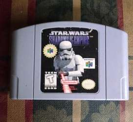 Star Wars Shadows of Empire NU64