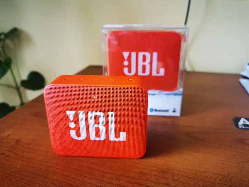 Jbl go 2 nuevo 0