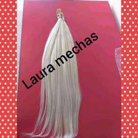 Extenciones y cortinas de pelo