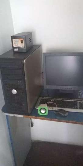 Se vende computador