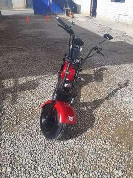 Moto Eléctrica GreenLine Chooper