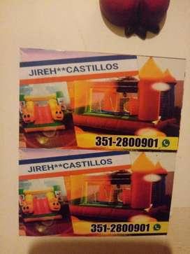Alquiler de Castillo con Metegol